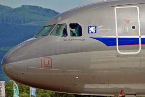 Airbus A319 - Czech Air Force