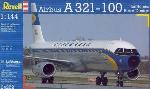 Revell A321 - Lufthansa