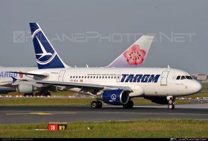 Airbus A318, Tarom (c) Niki Kapsamunov