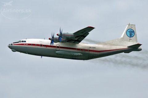 An-12 / krátka návšteva