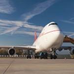 Boeing 747-400F registrácie OM-ACA