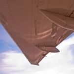 Krídlo Boeingu 777-300ER Emirates