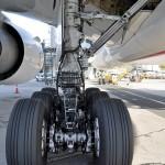 Hlavný podvozok Boeingu 777-300ER Emirates