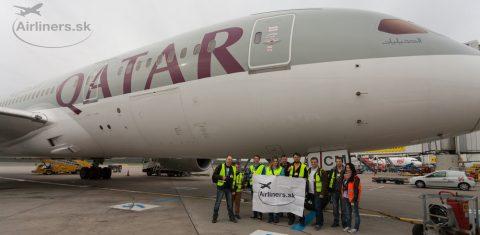 Predstavujeme: Qatar Airways a Boeing 787-8 Dreamliner