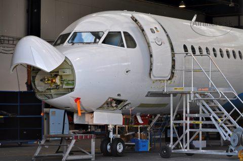 Letecký mechanik B1.3 na bázi Bratislava