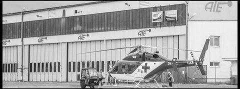 Pád vrtuľníka spoločnosti ATE