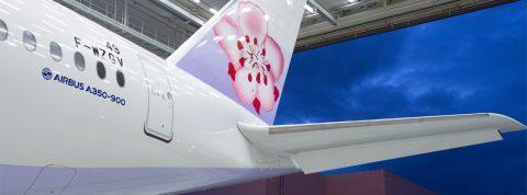 Airbus A350 bol oficiálne odovzdaný spoločnosti China Airlines