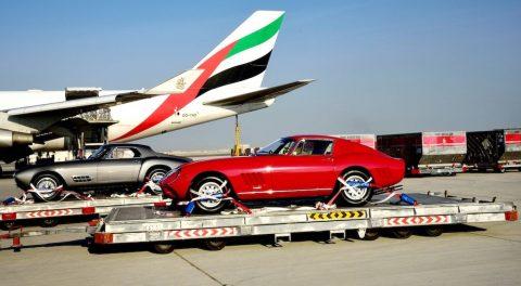 Prvá trieda pre vaše auto = Emirates SkyWheels