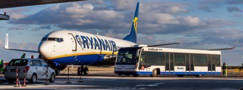 Nová linka Ryanairu do marockého Marrákeša