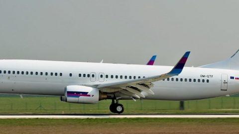 Večer priletí Boeing :-)