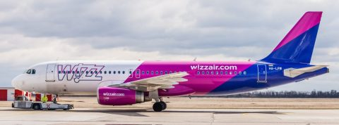 Wizz Air do Tuzly