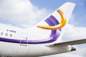 Boeing 787-8 Deramliner registrácie 2-DEER