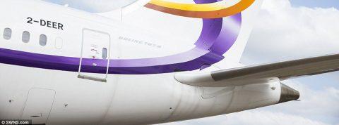 Boeing 787-8 Dreamliner vo VIP verzii