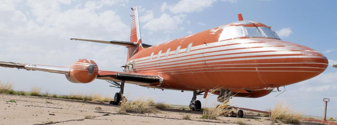 Lockheed Jetstar, ktorý patril Elvisovi Presleymu