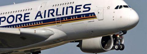 Singapore Airlines sa zbavujú 5 lietadiel Airbus A380