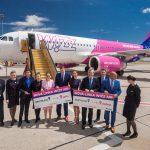 Otvorenie nových liniek Wizz Air Bratislava-Varšava a Bratislava-Sofia