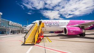 Airbus A320, HA-LWB, Wizz Air
