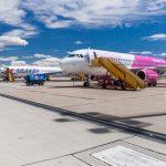 Airbusu A320 registrácie HA-LWB spoločnosti Wizz Air