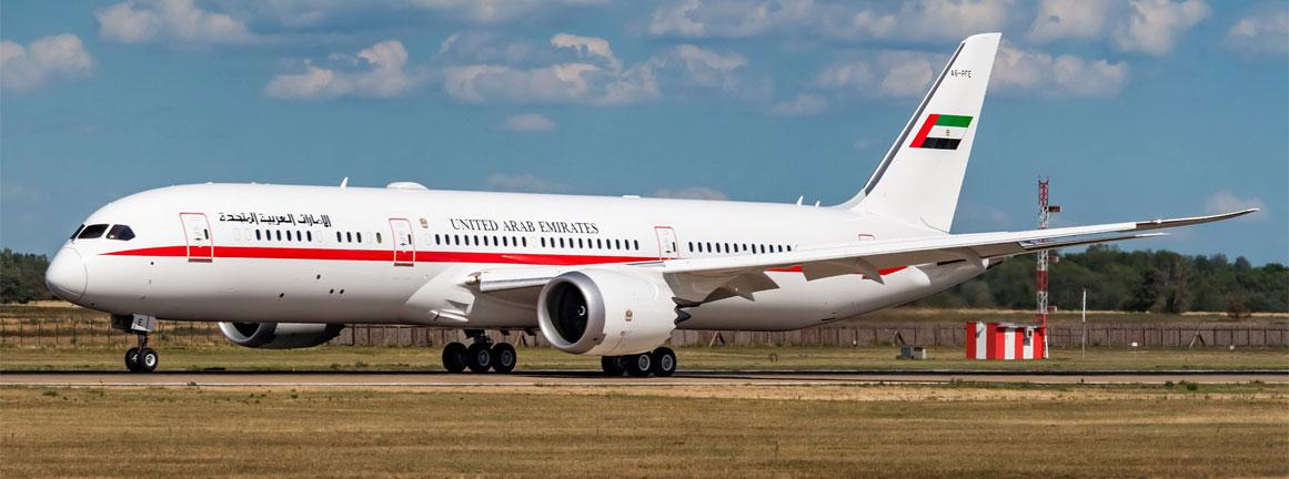 Boeing 787-9 Deramliner
