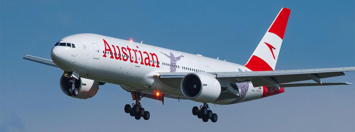 OE-LPF Austrian Airlines {c} Pavel Bencik