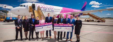Nová linka Wizz Air do Varšavy a Sofie bola spustená