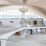 TWA terminál na letisku JFK (c)Max Touhey/TWA Hotel