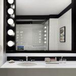 Dizajnová kúpeľna hotela TWA (c)David Mitchell/TWA Hotel