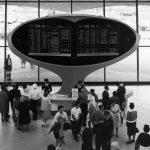 Pôvodná hala terminálu TWA (c)Sheldon Klareich/Getty Images