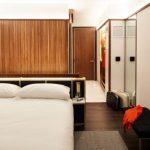 Historický vzhľad vybavenia hotelových izieb (c)David Mitchell/TWA Hotel