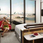 Takýto výhľad privíta asi každý fanúšik letectva a lietania (c)David Mitchell/TWA Hotel