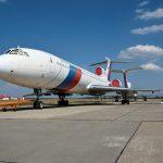 Tupolevy TU154M registrácie OM-BYO a OM-BYR