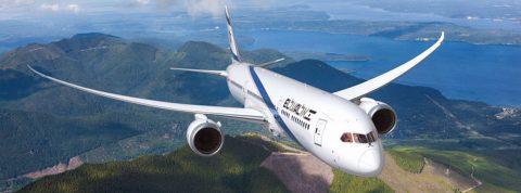 Prvý Dreamliner pre El Al pristál na letisku v Tel Avive