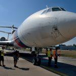 Tupolev TU154M OM-BYR