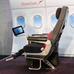 Prémiová turistická trieda (c) Austrianwings.info