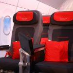 Nové sedadlá od výrobcu ZID (c) Austrianwings.info