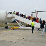 Prehliadka Tupolevu TU154M