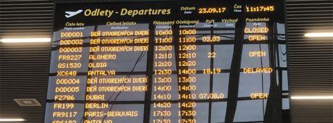 Deň otvorených dverí na letisku Bratislava