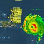 Lety leteckej spoločnosti Air Transat do oblasti karibiku (c) FR24.com