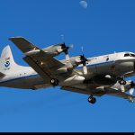 Lockheed WP-3D Orion (N43RF) (c)Larry C., Planespotters.net
