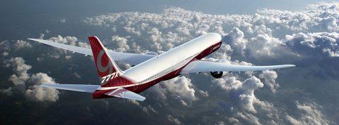 Boeing 777X pre Emirates
