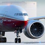 Boeing 777X (c) Boeing