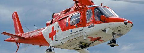 Vrtuľníková záchranná zdravotná služba na Slovensku