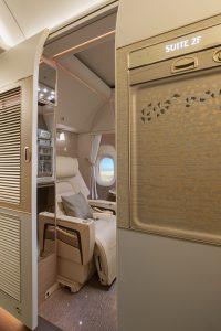 Suita prvej triedy Emirates