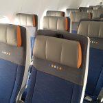 Turistická trieda Flydubai Boeing 737 MAX 8