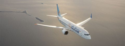 Boeing 737 MAX 8 vo flotile flydubai