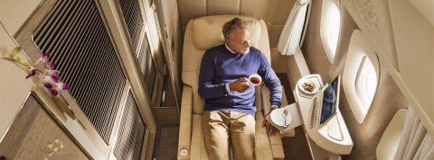 Nová kabína pre Boeing 777-300ER Emirates
