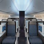 Obchodná trieda Flydubai Boeing 737 MAX 8