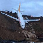 Boeing 737-800 TC-CPF, Pegasus Airline, Tranzon (TZX)