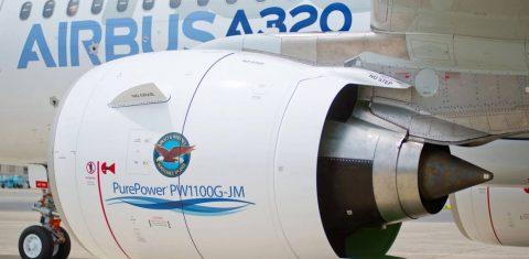 Pratt&Whitney vyriešili problém s A320neo motormi.