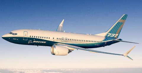 Boeing 737 MAX 7 je vonku!